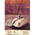 Cover Print of Road and Track, March 1957