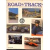 Road and Track, March 1958
