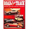 Cover Print of Road and Track, March 1967