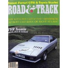 Cover Print of Road and Track, March 1981