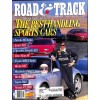 Cover Print of Road and Track, March 1992