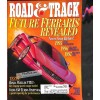 Cover Print of Road and Track, March 1994
