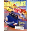 Cover Print of Road and Track, March 1997