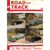 Cover Print of Road and Track Magazine, May 1951