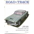 Cover Print of Road and Track, May 1959
