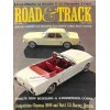 Road and Track Magazine, May 1964