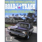 Cover Print of Road and Track, May 1979