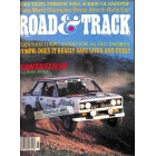 Cover Print of Road and Track, May 1980