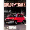 Cover Print of Road and Track, May 1982