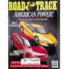 Cover Print of Road and Track, May 1992
