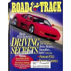 Cover Print of Road and Track, May 1995