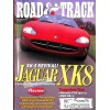 Cover Print of Road and Track, May 1996