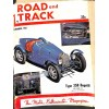 Cover Print of Road and Track, November 1951