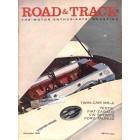 Road and Track Magazine, November 1958