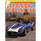 Cover Print of Road and Track Magazine, November 1963