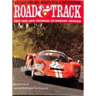 Cover Print of Road and Track, November 1966