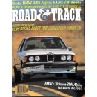 Cover Print of Road and Track, November 1977