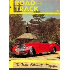 Cover Print of Road and Track, October 1951
