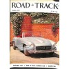 Cover Print of Road and Track, October 1955