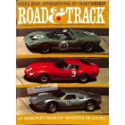 Cover Print of Road and Track Magazine, October 1965