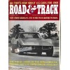 Cover Print of Road and Track, October 1967
