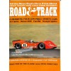 Cover Print of Road and Track, October 1968