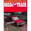 Cover Print of Road and Track, October 1979