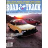 Cover Print of Road and Track Magazine, October 1980