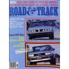 Cover Print of Road and Track, October 1982