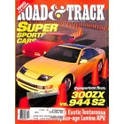 Cover Print of Road and Track, October 1989