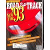 Cover Print of Road and Track, October 1992