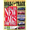Cover Print of Road and Track, October 1995