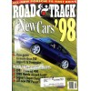 Cover Print of Road and Track, October 1997