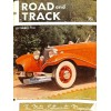 Road and Track Magazine, September 1951