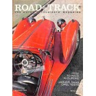 Cover Print of Road and Track Magazine, September 1958