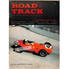 Cover Print of Road and Track, September 1959