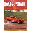 Cover Print of Road and Track, September 1973