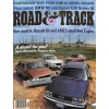 Road and Track Magazine, September 1980