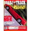 Cover Print of Road and Track, September 1989