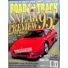 Cover Print of Road and Track, September 1994