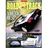 Cover Print of Road and Track, September 1997