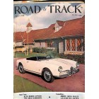 Road and Track, April 1956