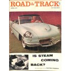 Road and Track, April 1957