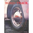 Road and Track, April 1959