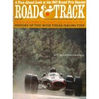 Road and Track, April 1967