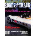 Road and Track, April 1980
