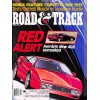 Cover Print of Road and Track, April 1987
