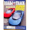 Road and Track, April 1990