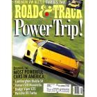 Road & Track Magazine, April 1998