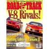 Cover Print of Road & Track Magazine, April 1999